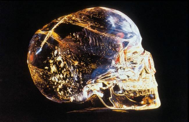 Calavera de cristal 2
